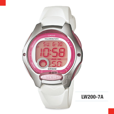 Casio Watch LW200-7A