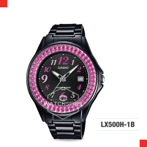 Casio Watch LX500H-1B
