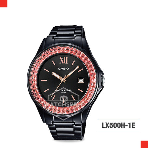 Casio Watch LX500H-1E