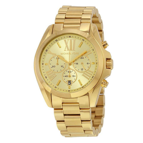 Michael Kors Ladies' Bradshaw Chronograph Watch MK5605