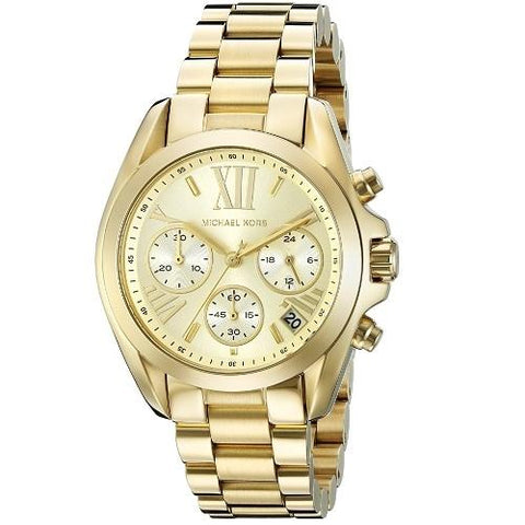 Michael Kors Ladies' Bradshaw Mini Chronograph Watch MK5798