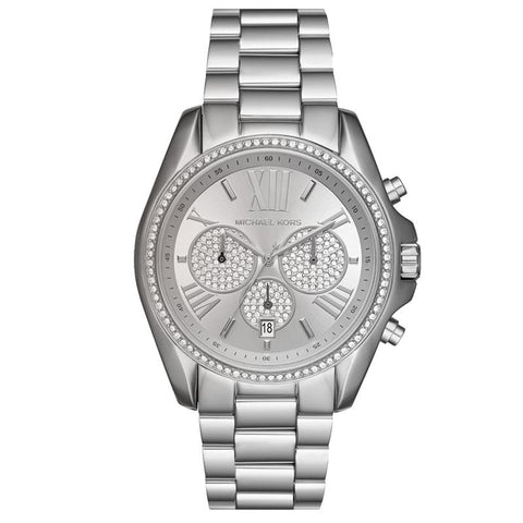 Michael Kors Ladies' Bradshaw Pavé Watch MK6537
