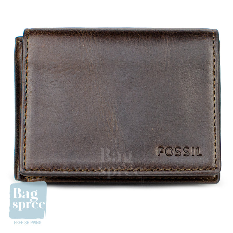 Fossil Men's Leather Wallet Brown ML3700201
