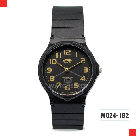 Casio Watch MQ24-1B2