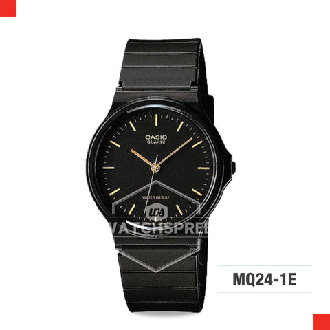 Casio Watch MQ24-1E