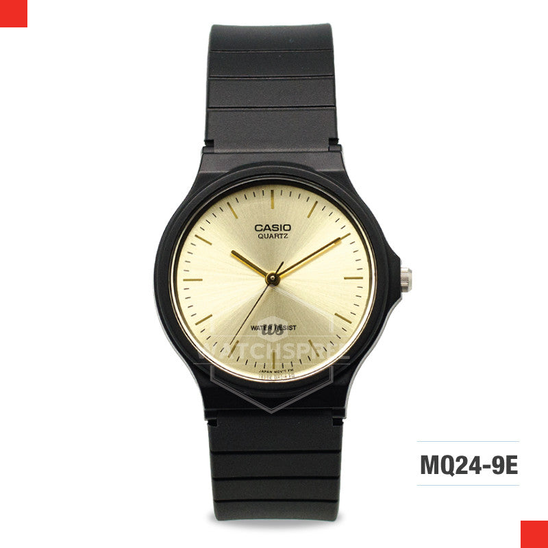 Casio Watch MQ24-9E