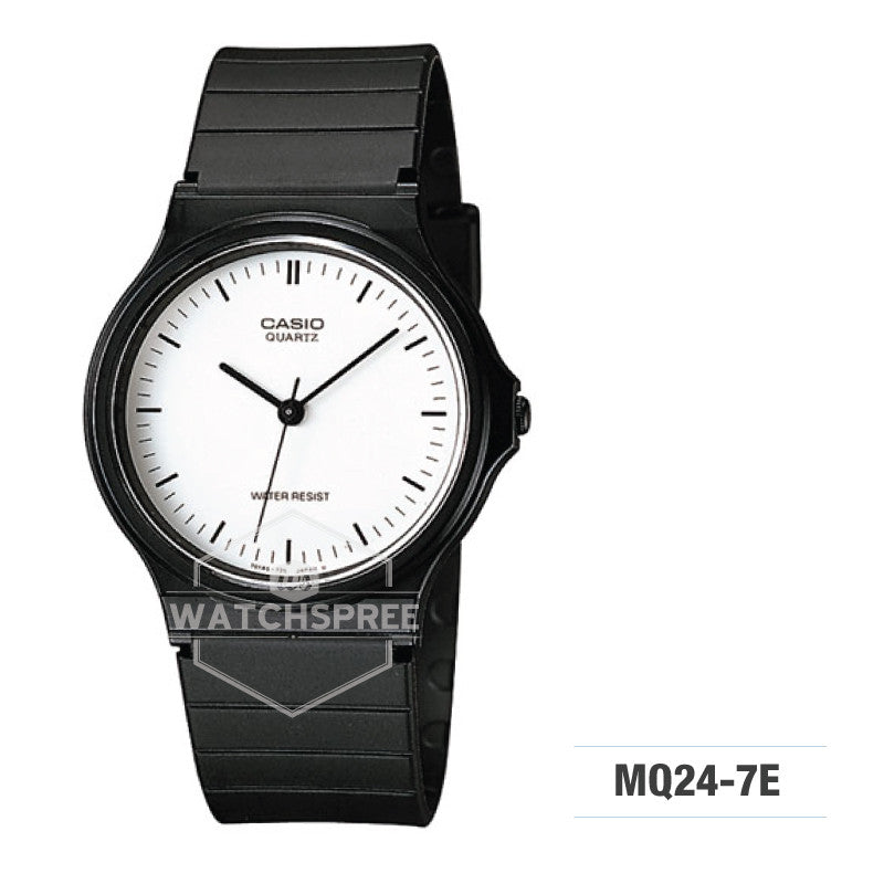 Casio Watch MQ24-7E