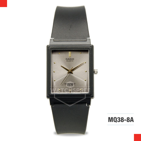 Casio Watch MQ38-8A