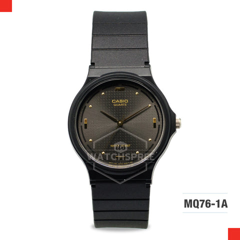 Casio Watch MQ76-1A