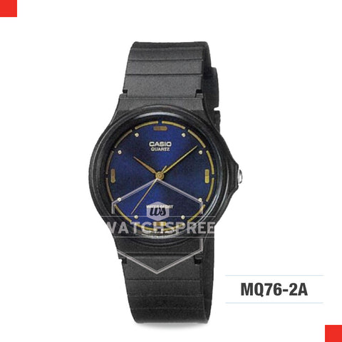 Casio Watch MQ76-2A