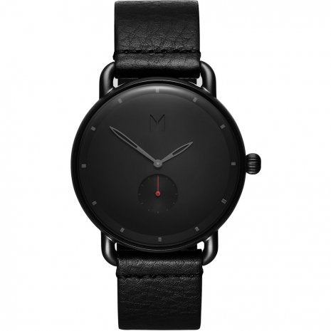 MVMT Basin Matte Black Dial 41 mm Men's Watch MR01-BBL