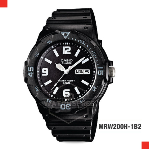 Casio Watch MRW200H-1B2