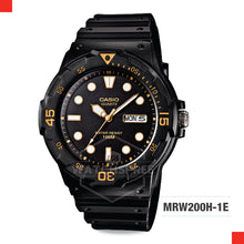 Load image into Gallery viewer, Casio Watch MRW200H-1E