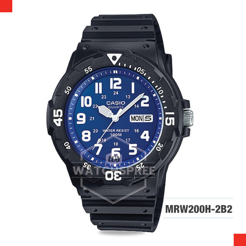 Casio Watch MRW200H-2B2