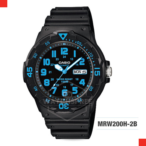 Casio Watch MRW200H-2B