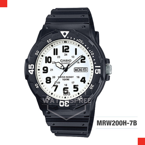 Casio Watch MRW200H-7B