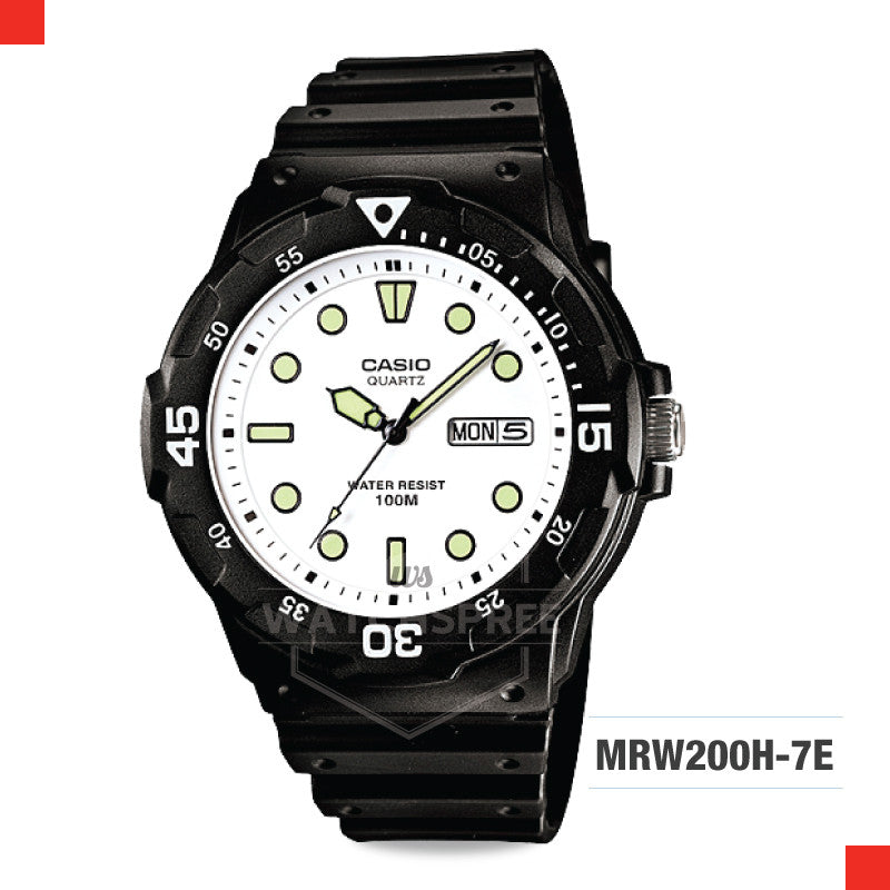 Casio Watch MRW200H-7E