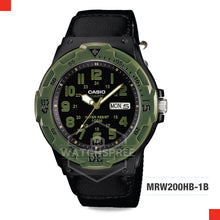 Load image into Gallery viewer, Casio Watch MRW200HB-1B