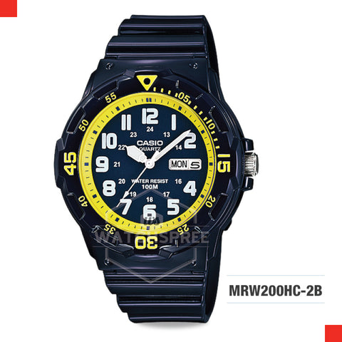 Casio Watch MRW200HC-2B