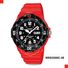 Load image into Gallery viewer, Casio Watch MRW200HC-4B