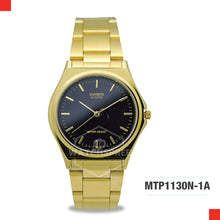 Load image into Gallery viewer, Casio Men's Watch MTP1130N-1A