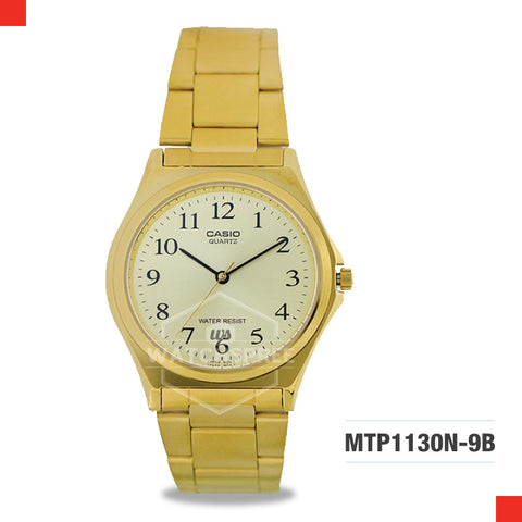 Casio Men's Watch MTP1130N-9B