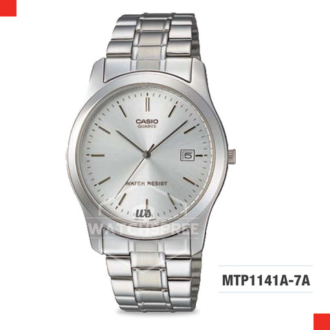 Casio Men's Watch MTP1141A-7A