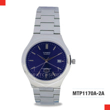 Load image into Gallery viewer, Casio Men's Watch MTP1170A-2A