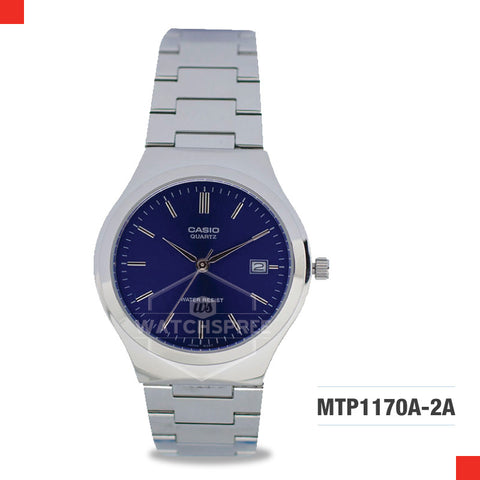 Casio Men's Watch MTP1170A-2A