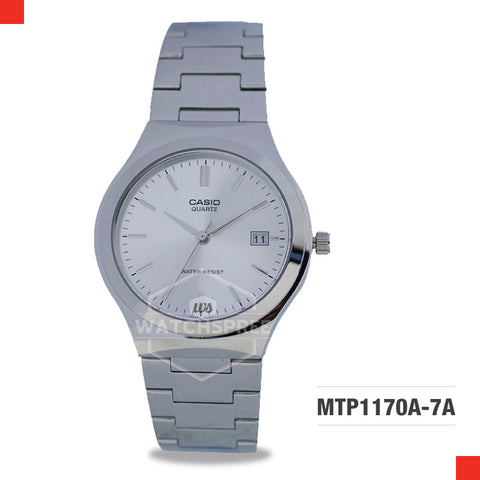 Casio Men's Watch MTP1170A-7A