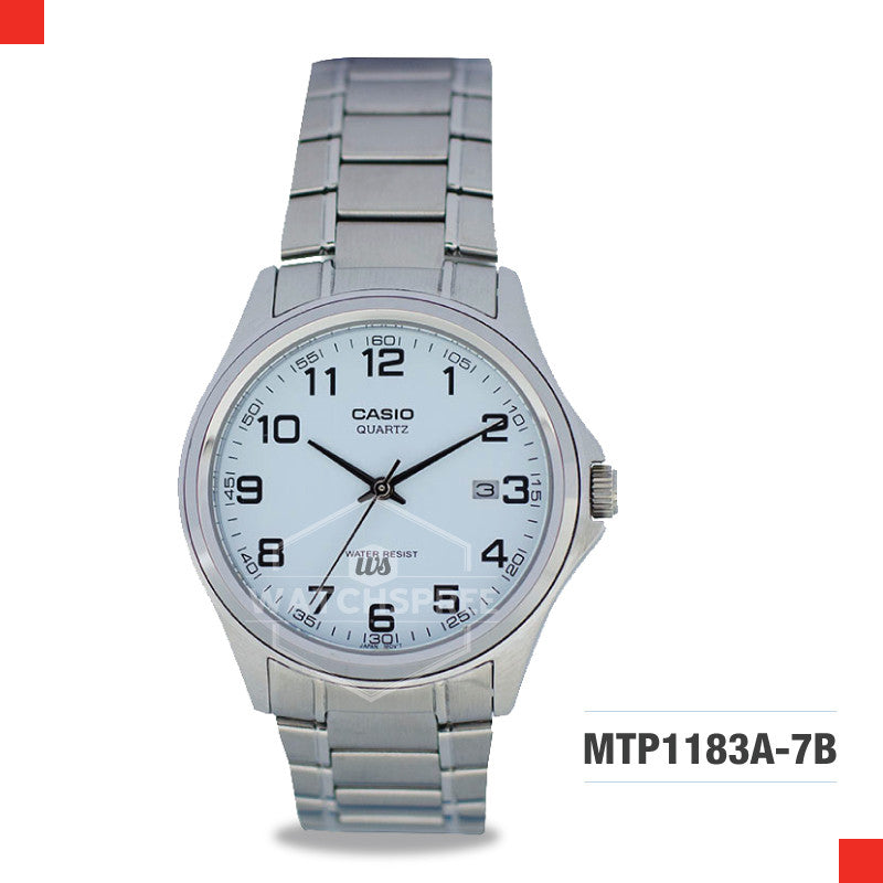 Casio Men's Watch MTP1183A-7B
