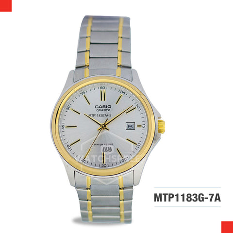 Casio Men's Watch MTP1183G-7A