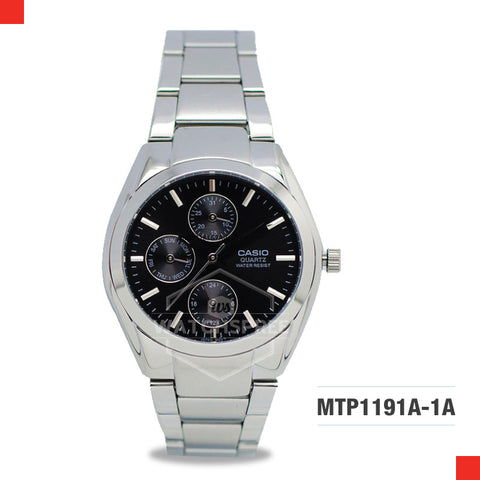 Casio Men's Watch MTP1191A-1A