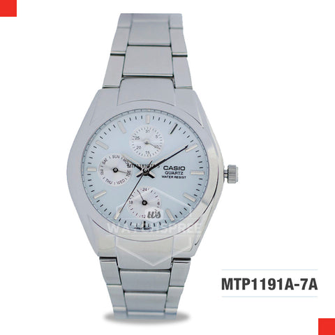 Casio Men's Watch MTP1191A-7A