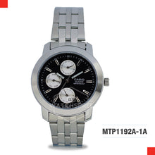 Load image into Gallery viewer, Casio Men's Watch MTP1192A-1A