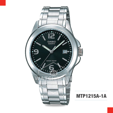Casio Men's Watch MTP1215A-1A