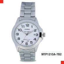 Load image into Gallery viewer, Casio Men's Watch MTP1215A-7B2
