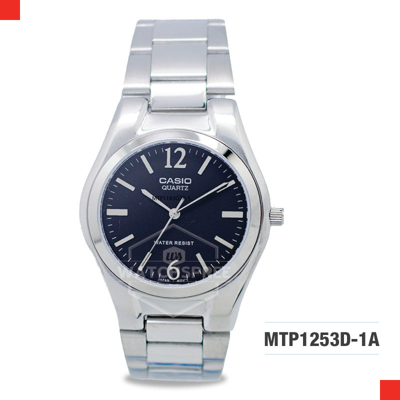 Casio Men's Watch MTP1253D-1A