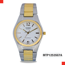 Load image into Gallery viewer, Casio Men's Watch MTP1253SG-7A