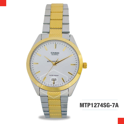 Casio Men's Watch MTP1274SG-7A