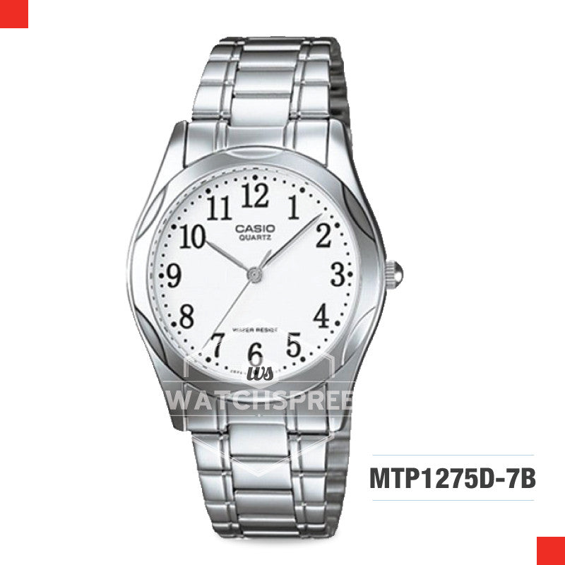 Casio Men's Watch MTP1275D-7B