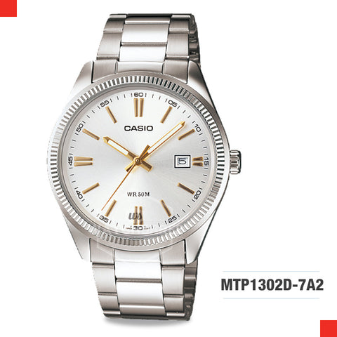 Casio Men's Watch MTP1302D-7A2
