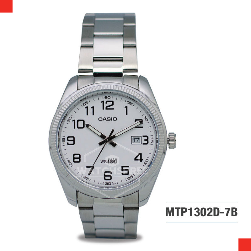 Casio Men's Watch MTP1302D-7B