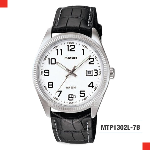 Casio Men's Watch MTP1302L-7B