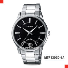 Load image into Gallery viewer, Casio Men's Watch MTP1303D-1A