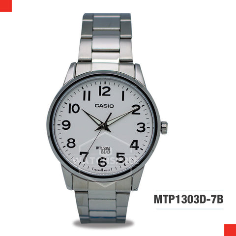 Casio Men's Watch MTP1303D-7B