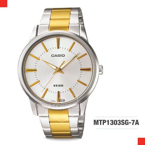 Casio Men's Watch MTP1303SG-7A