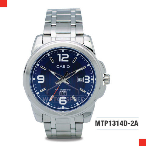 Casio Men's Watch MTP1314D-2A