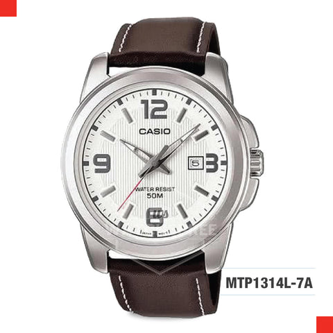 Casio Men's Watch MTP1314L-7A