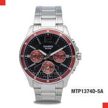 Load image into Gallery viewer, Casio Men's Watch MTP1374D-5A